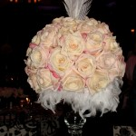 Rose Pomander Centerpiece