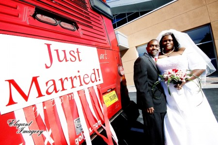 Love Bus Wedding