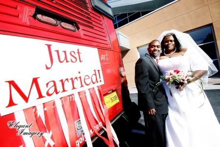 Love Bus Wedding