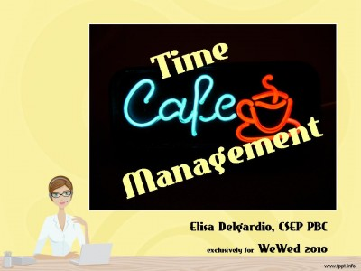 Time Management Cafe
