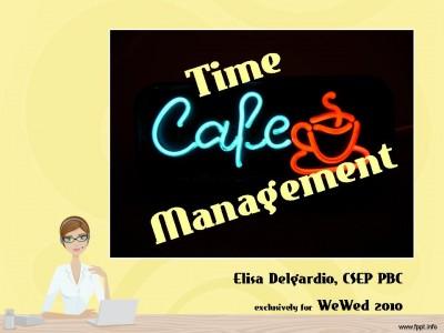 Time Management Cafe