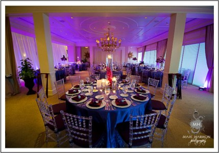 Lake Nona Reception by A Flair for Affairs; marc harmon photography