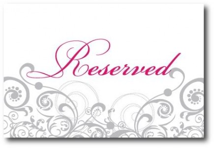 weditorial™ | a wedding and event planner\'s blog » reception