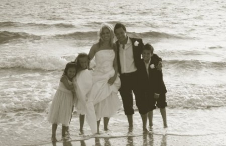 second wedding-beach wedding