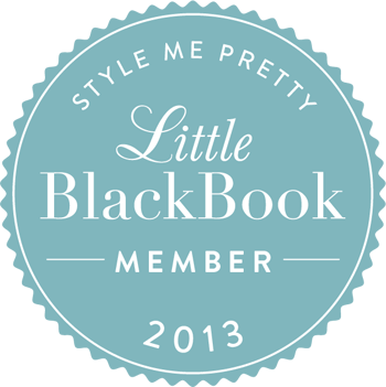 A FLAIR FOR AFFAIRS - The Best Wedding Vendors - Little Black Book