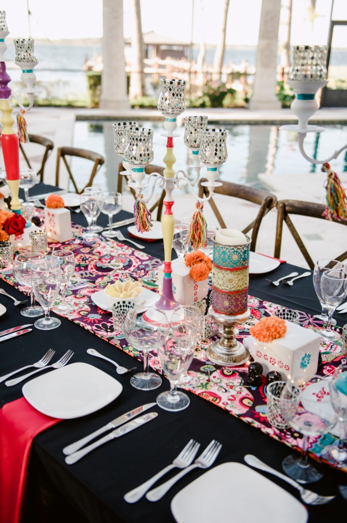 Day of the Dead Dinner Party Table | AFFA